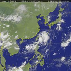 小心颱風尾!巴威遠離海上警報解除 氣象局:中南部地區恐有豪雨