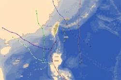 今年颱風集體營養不良 「非典型」成趨勢!台灣要小心