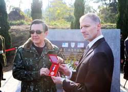 紀念八二三 馬英九:不忘美軍對台海和平貢獻