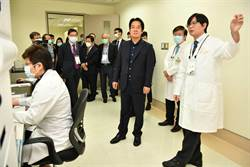 人工智慧醫療專班開學 賴清德出席