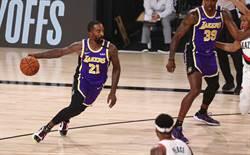 NBA》這下尷尬了!J.R.史密斯變湖人遊魂