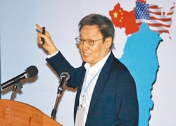 蘇起示警不安全3根源 誤判北京台灣就玩完