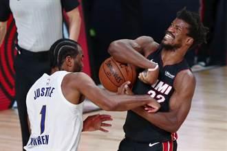 NBA》52次罰球!熱火爭議擊倒溜馬聽牌
