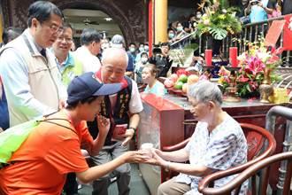 府城作16岁古礼 黄伟哲认为呼应提倡18岁公民权精神
