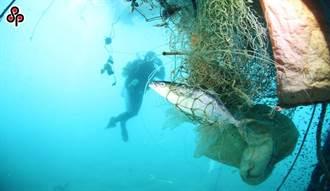 西南海域塑膠微粒北漂 東北部也可發現