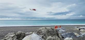 颱風天清水斷崖海蝕洞探險 男失蹤24小時海空大搜救