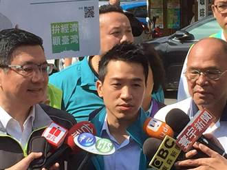 民眾黨高雄到台中「百柯全輸」 綠委:普渡到了 迴向來了