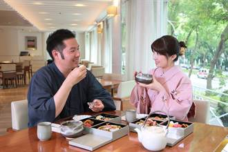 初秋「偽出國」大人味輕旅  穿浴衣體驗日式3層下午茶