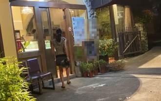 彰化冰店爆口角 婦不滿女店員撞到夫 抄安全帽大罵全被網拍下