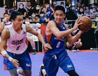 國泰NBA 3x》高男決賽上演防守戰 三民家商封王