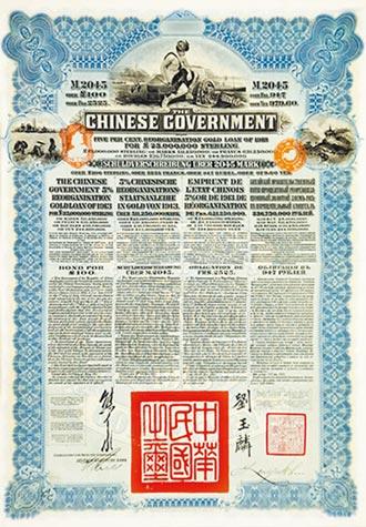 一中政策下 北京該還百年老債