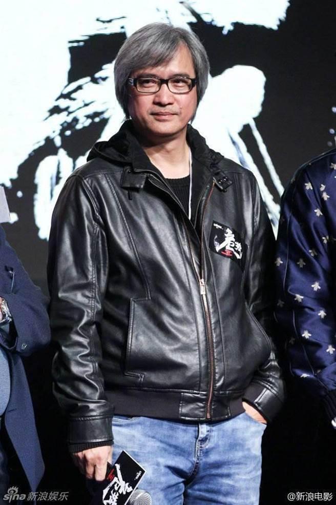 港名導陳木勝病逝享年58歲。(摘自微博)