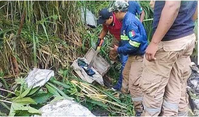 墨西哥清潔工在草叢發現一具無名嬰屍。(示意圖/Shutterstock)