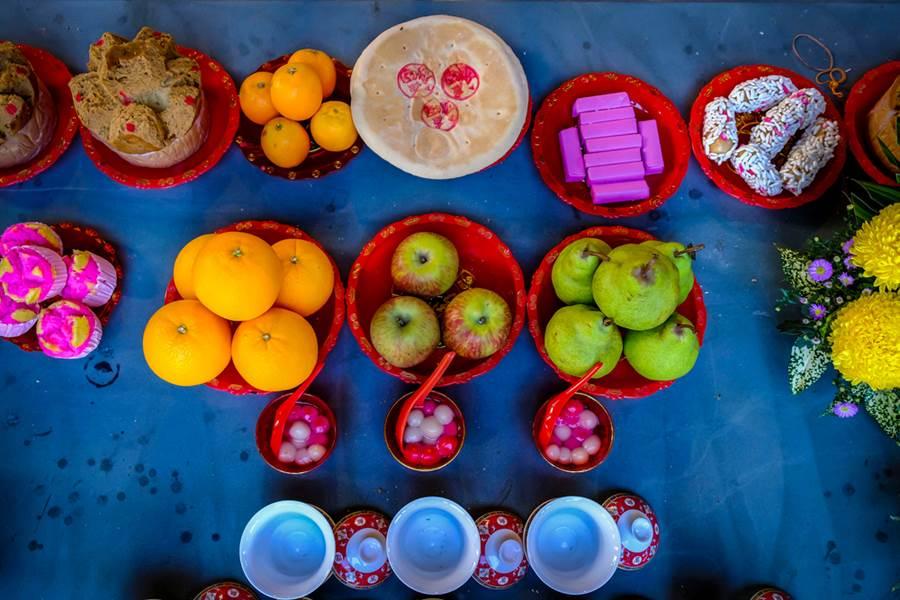 準備水果祭拜好兄弟有忌諱,諧音不吉祥的水果統統不宜。(達志影像/shutterstock)