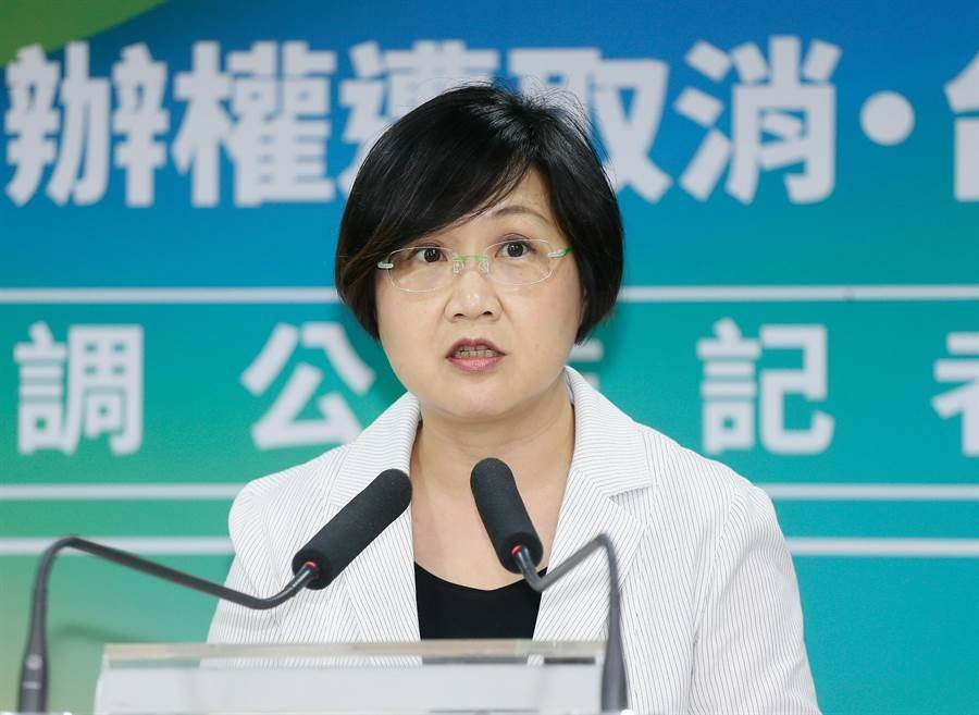民進黨前副秘書長徐佳青(資料照,方濬哲攝)