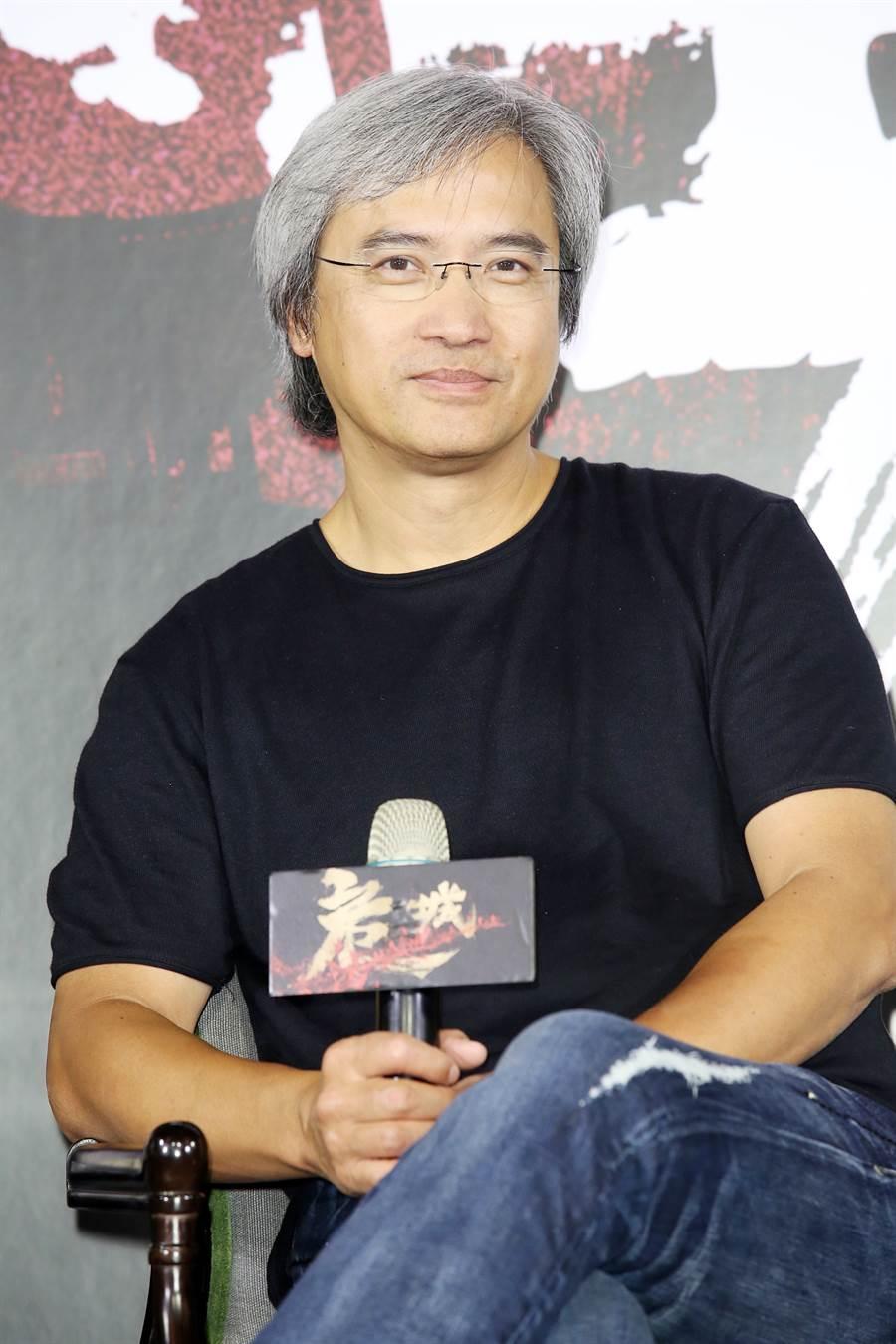 香港名導陳木勝。(本報系資料照)