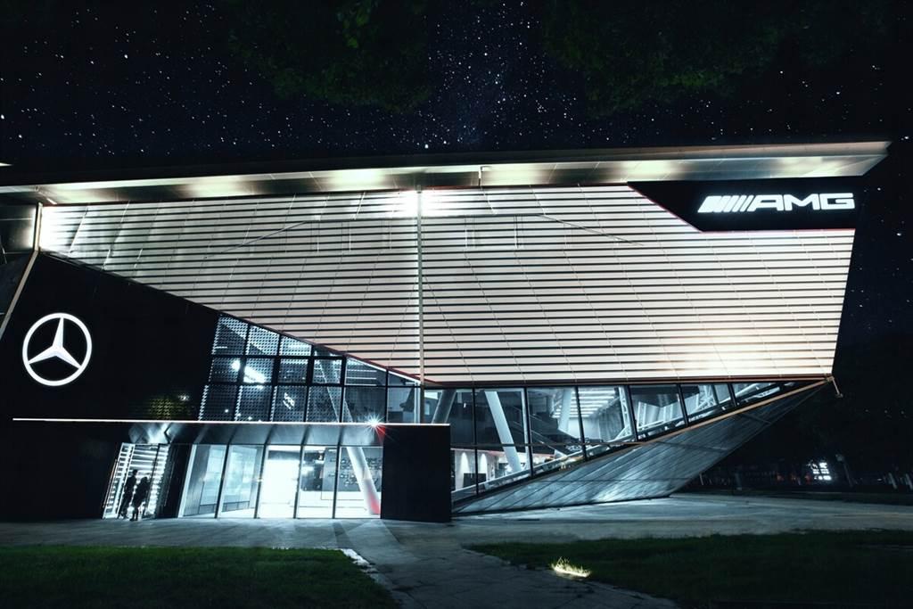 全球首座AMG體驗中心在中國浙江國際賽車場正式開幕