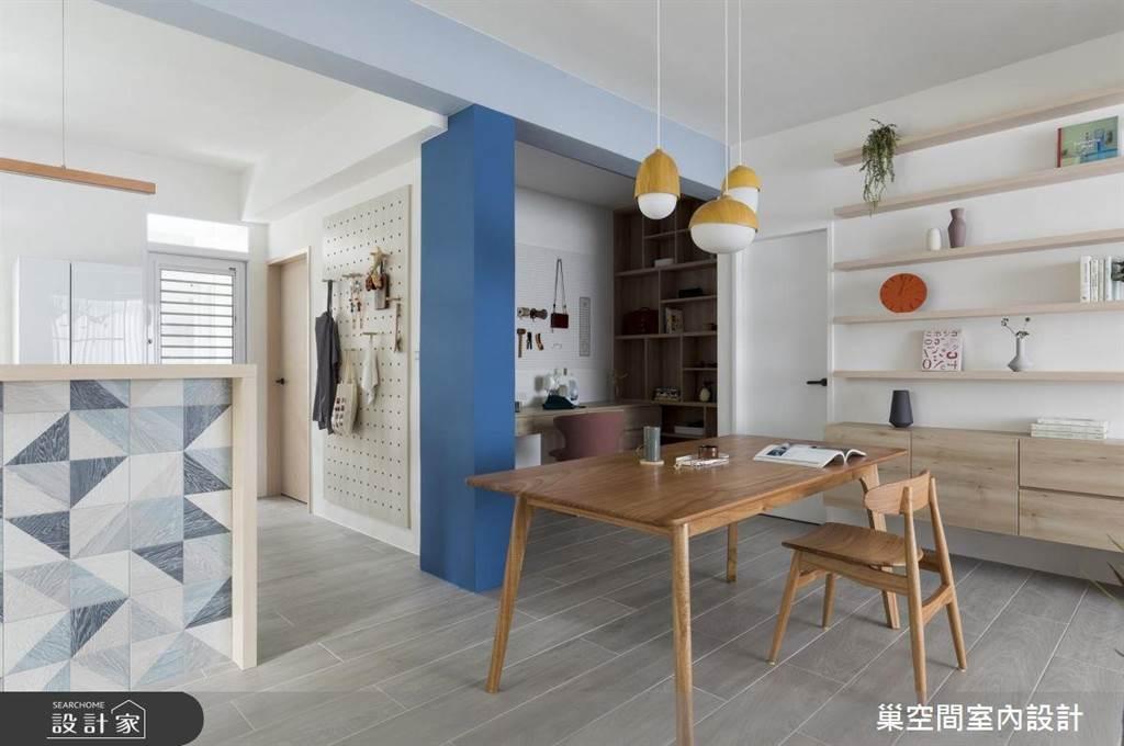 圖片提供/巢空間室內設計