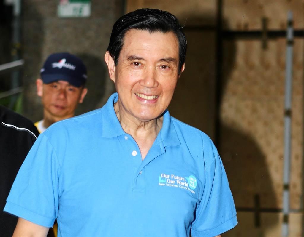 前總統馬英九。(資料照,鄧博仁攝)
