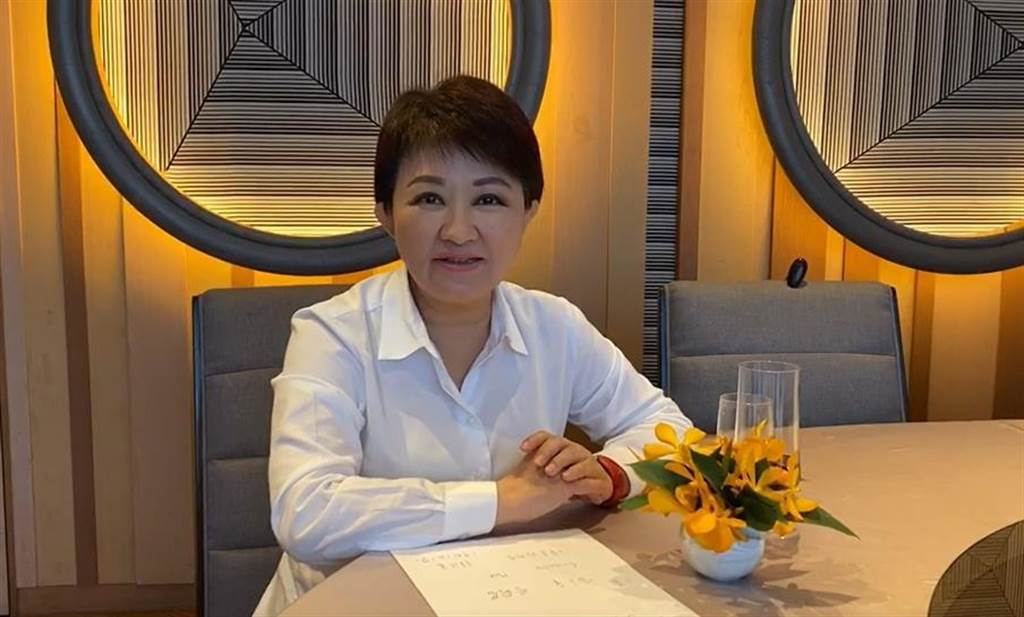 台中市長盧秀燕表示,能獲米其林摘星肯定,代表台中美食征服國際胃蕾,恭喜得獎店家,為台中爭光。(盧金足攝)