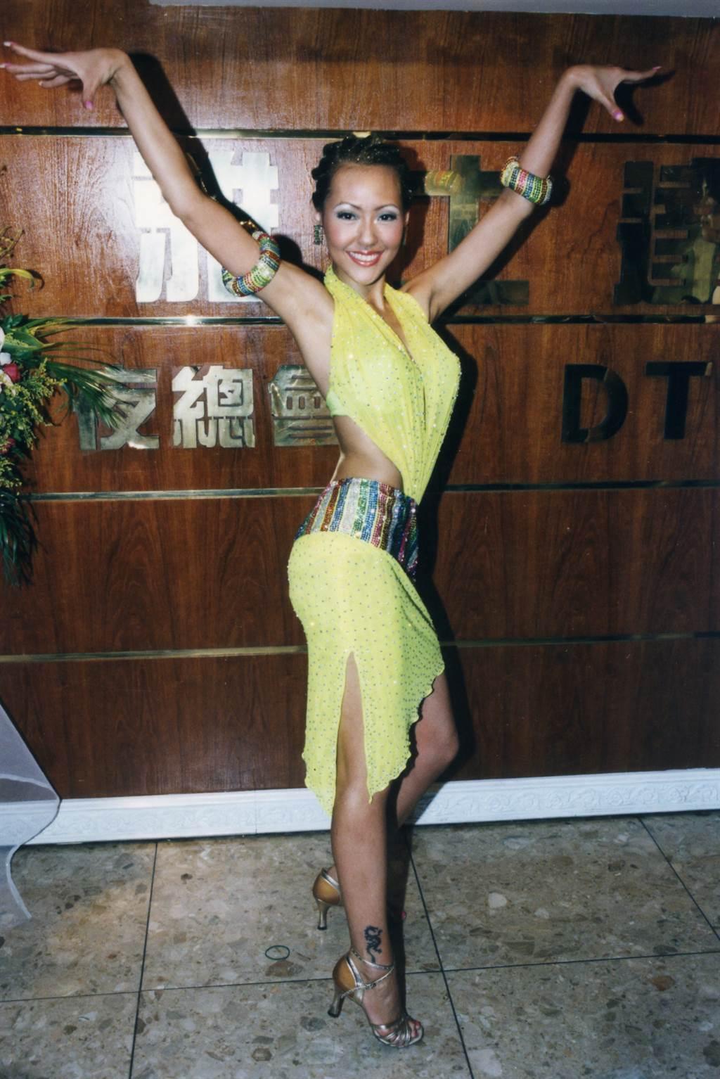 2003年05月27日小S徐熙娣。(叢皓日攝)