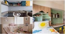 家裡不再玩具總動員!解決 7 大兒童房收納問題,玩具、衣服通通收好收滿