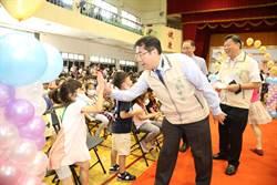 全國首例!不戴口罩台南開罰 挨罰的人是市長