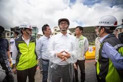 陳其邁斥綠園道工程太慢 限明年過年前完工