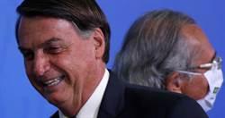被記者問及妻子涉貪案 巴西總統失態:我想往你臉上揍一拳