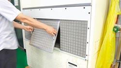 庫林 NF-AC過濾系統 幫廠商省下冷氣維修費