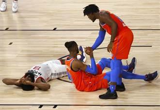 NBA》火箭G3遭關鍵漏判 痛失3-0聽牌機會