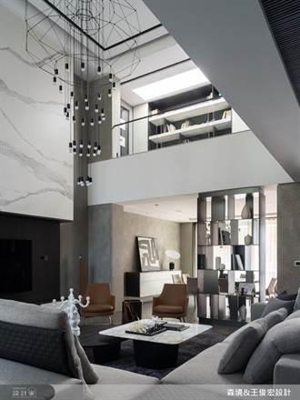 引光入室,創造雅致舒心的品味空間