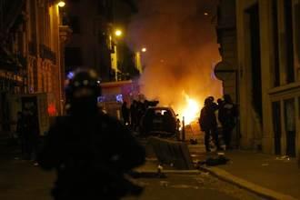 歐冠輸球不爽 法球迷香榭大道暴動150人被捕