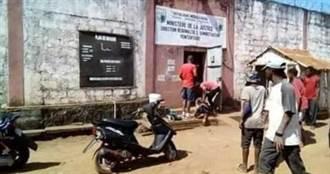 馬達加斯加驚傳逃獄!警囚爆發大規模槍戰「20人中彈身亡」 31人仍在逃