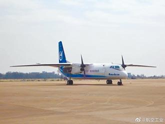 新舟600達陣 陸客機品牌飛向非洲