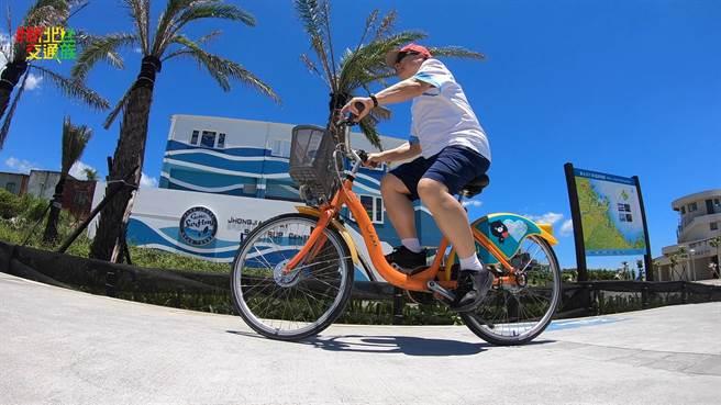 公共自行車傷害險投保率過低,新北擬明年強制加保。(新北市交通局提供/葉德正新北傳真)
