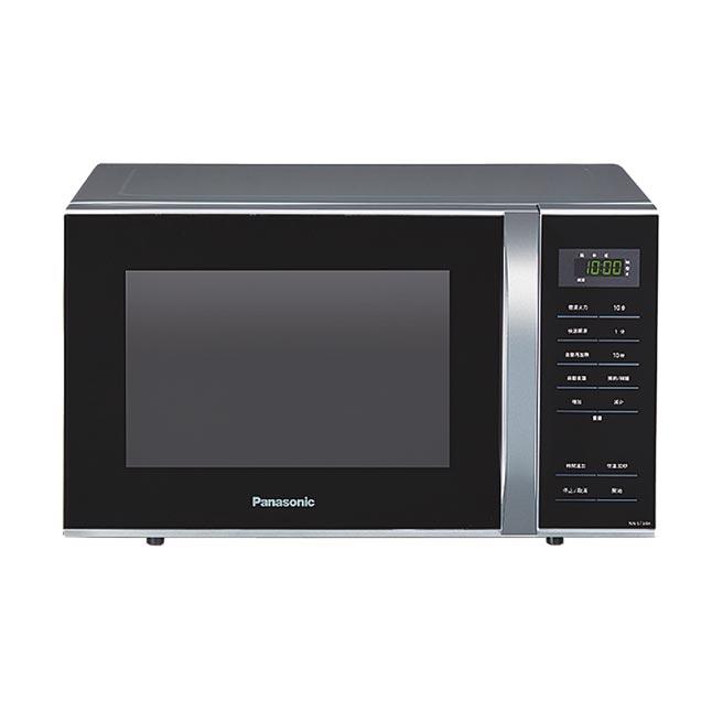 燦坤的Panasonic 25L微電腦微波爐,會員價3790元,促銷價3180元。(燦坤提供)