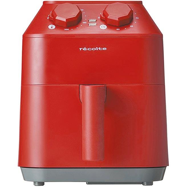 統一時代百貨台北店的日本recolte麗克特Air Oven氣炸鍋,推薦價3280元。(統一時代百貨台北店提供)