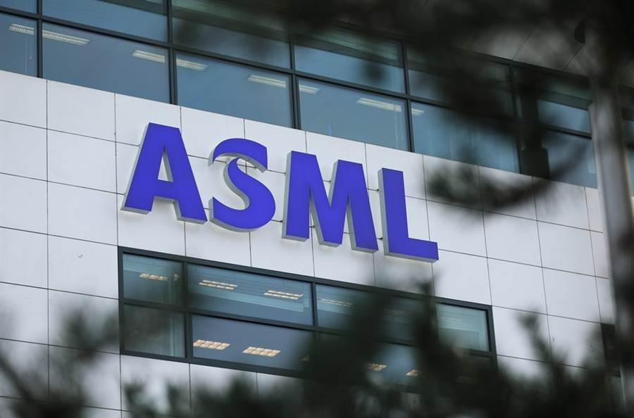 半導體設備供應商、荷商艾司摩爾(ASML)。(路透)
