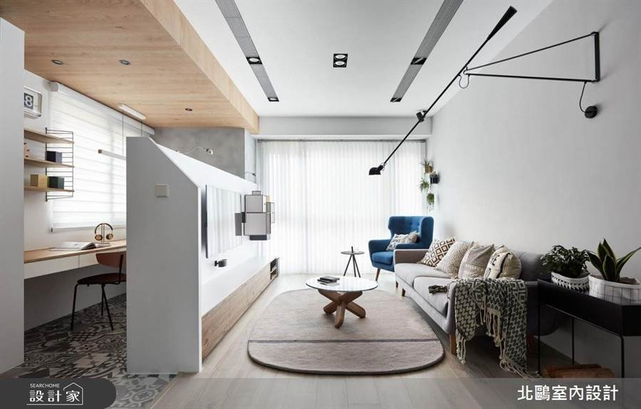 圖片提供/北鷗室內設計