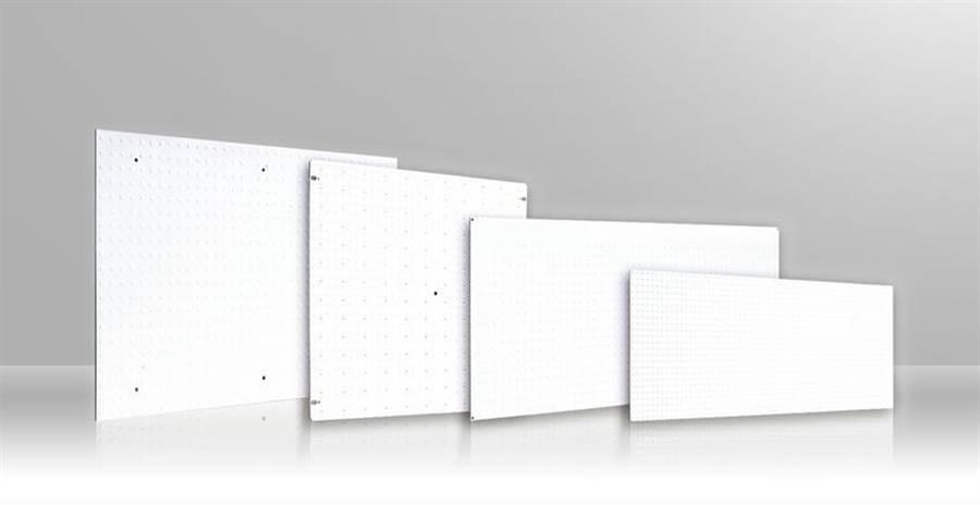 隆達新一代Mini LED步入量產,展現一條龍優勢。圖/隆達科技提供
