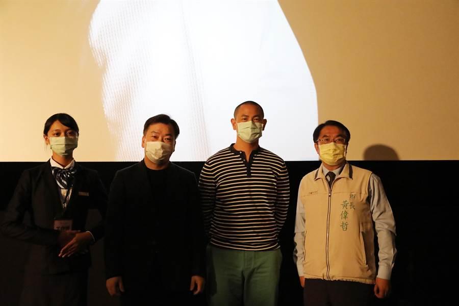 米其林名廚江振誠拍記錄片 黃偉哲感動:盼大家找回初心 - 寶島