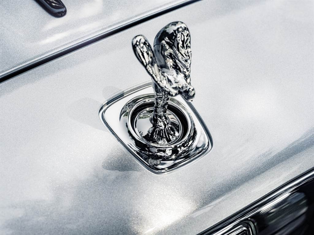Rolls-Royce公佈首批Dawn Silver Bullet銀子彈官方照片