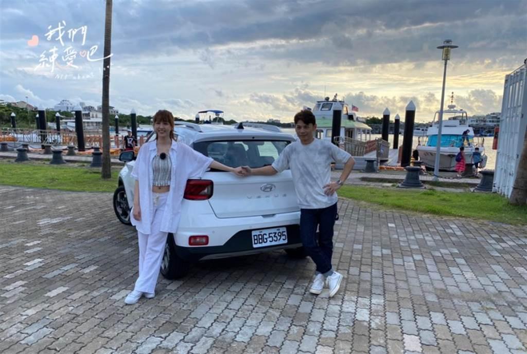 東森綜合台《我們練愛吧!》浪漫獻映 Hyundai VENUE 搶先曝光為練愛旅程甜蜜加溫