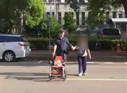 台中阿嬤走失暖警救援 一查竟是「清朝」116歲國寶