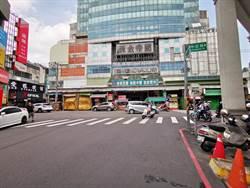 員林黃金帝國路口終設紅綠燈 民眾:盼了許久終於要裝了