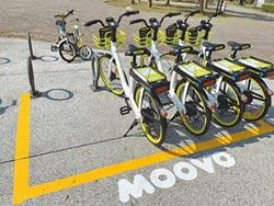 無樁共享電動單車MOOVO 淡水上線