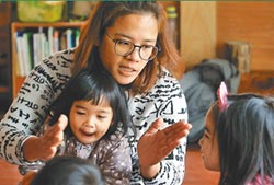 一起聽故事、說阿美語 河邊教室好美麗
