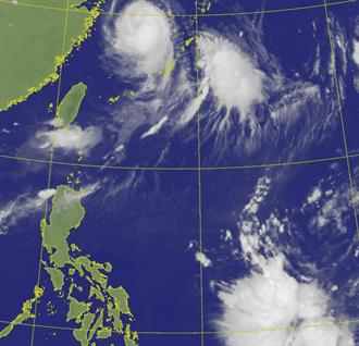 彭啟明:周末可能有颱風生成 預測路徑曝光