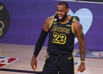 NBA》湖人發聲明支持球員罷賽 詹姆斯:改革改變